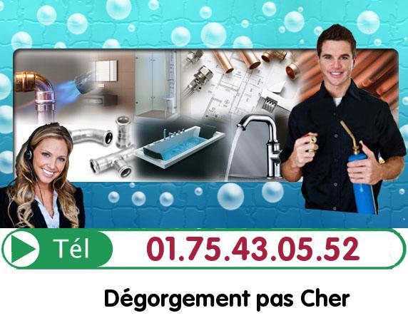 Deboucher Canalisation Paris 20