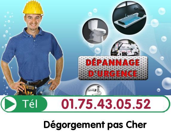 Degorgement Paris 15