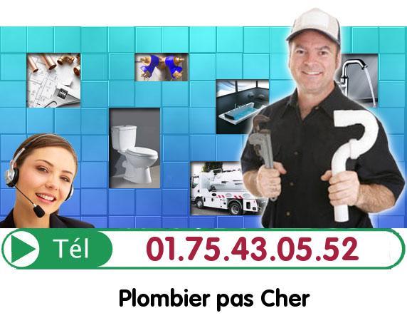 Toilette Bouché Paris 16