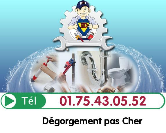 Toilette Bouché Paris 75013